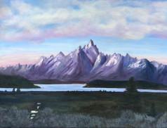 Majestic Grand Tetons