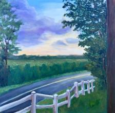 Ohio Country Road