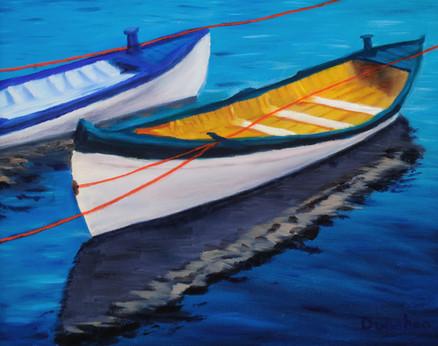 Calm Canoes