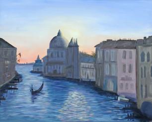 Sparkling Venice Sunset