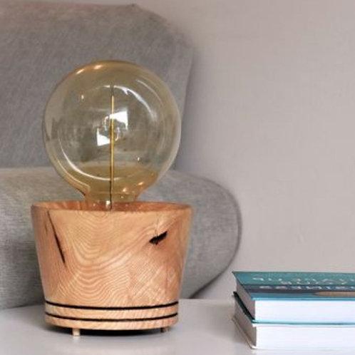 Crantock Table Lamp - Ash