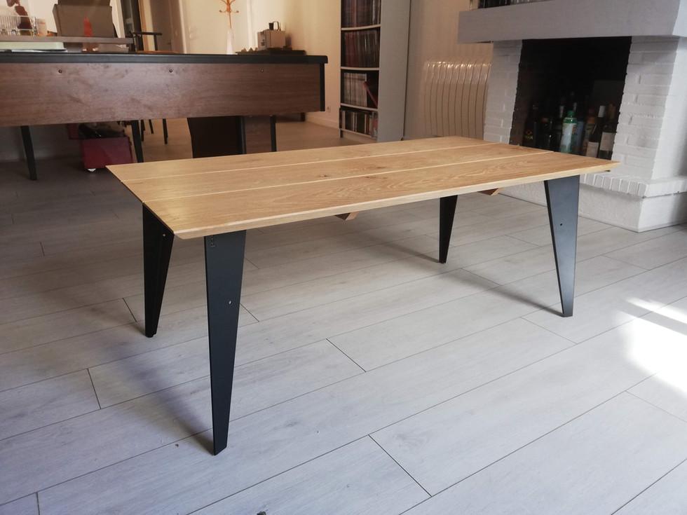 Table basse Arlequin