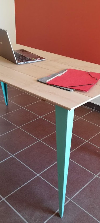 Tables Arlequin #PuysMobilier