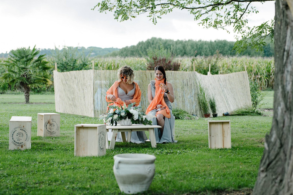 Mobilier mariage