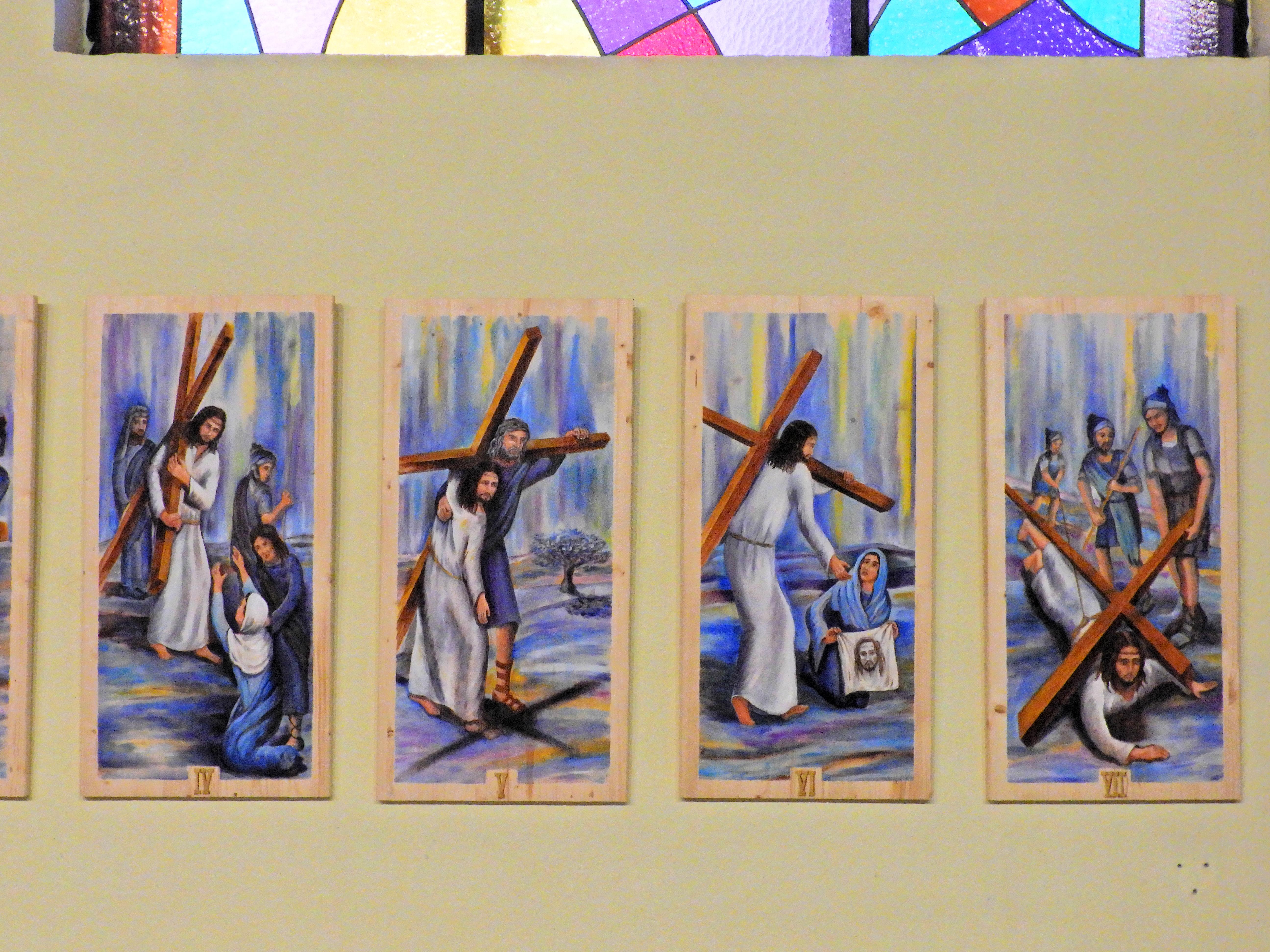 Via Crucis 4 A 7