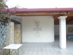 Logotipo Hotel San Román de Escalant