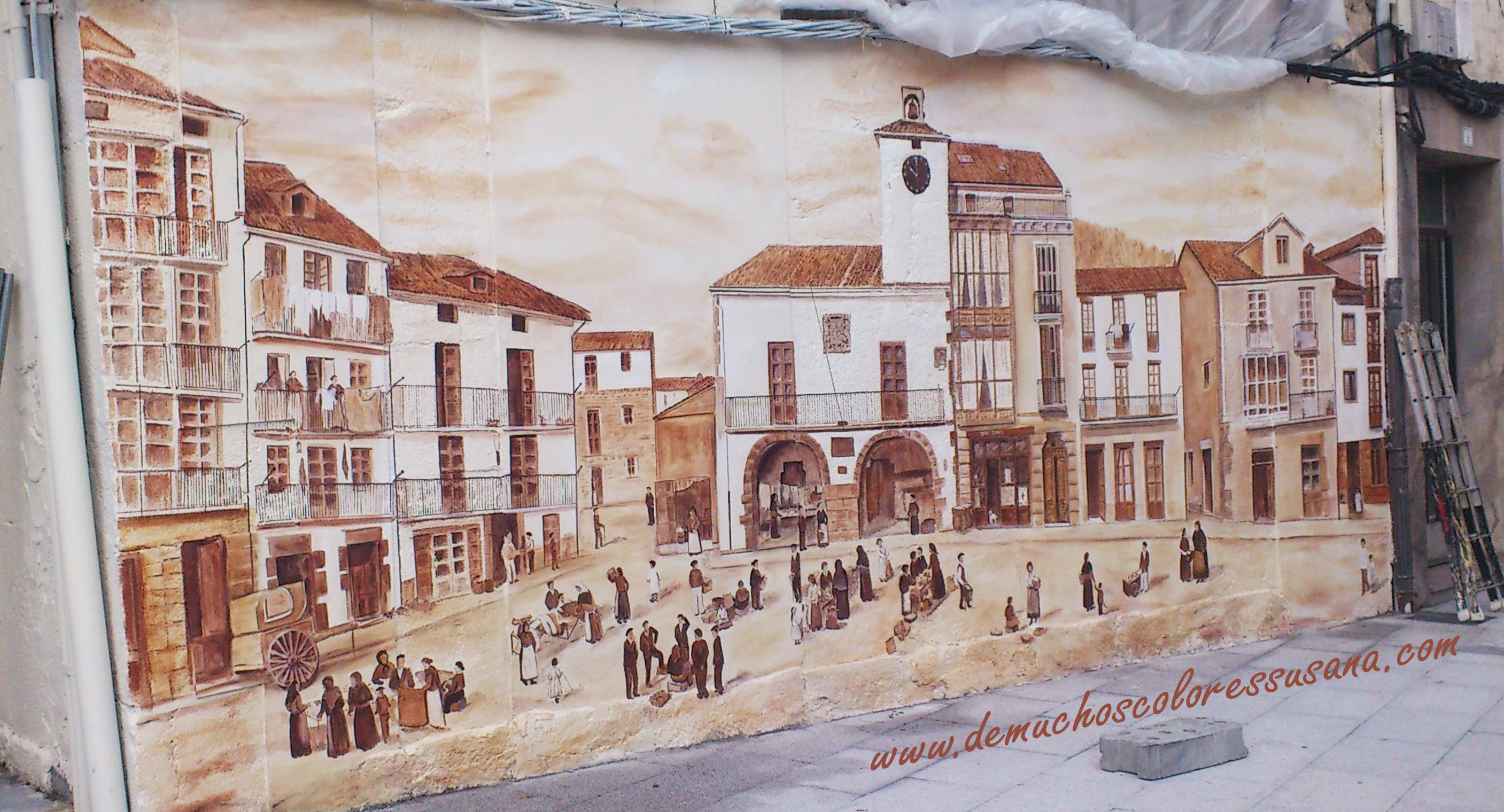 Santoña, Plaza de la Villa