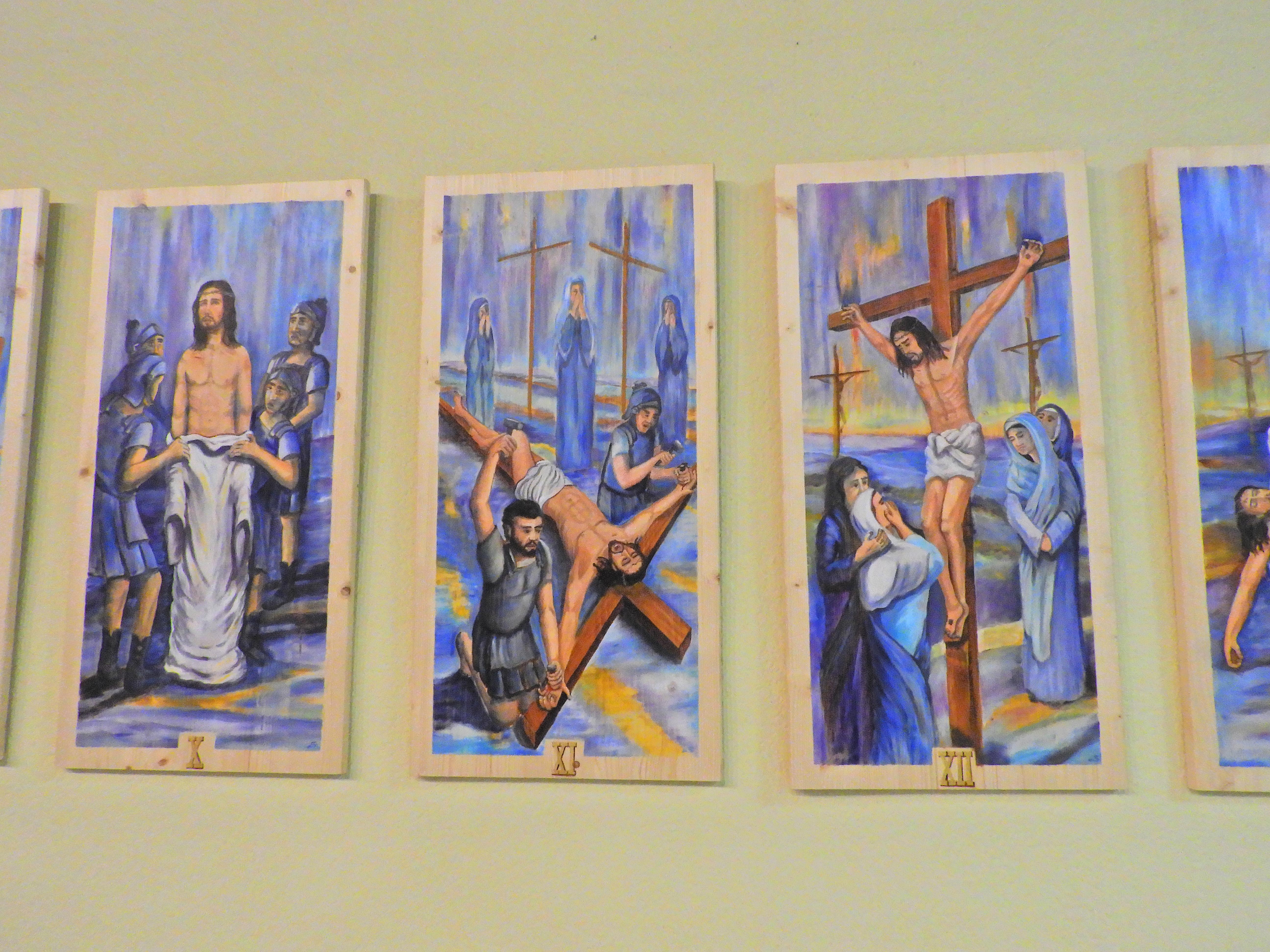 via crucis 10 A 12