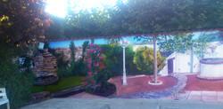 el jardín de su recuerdo
