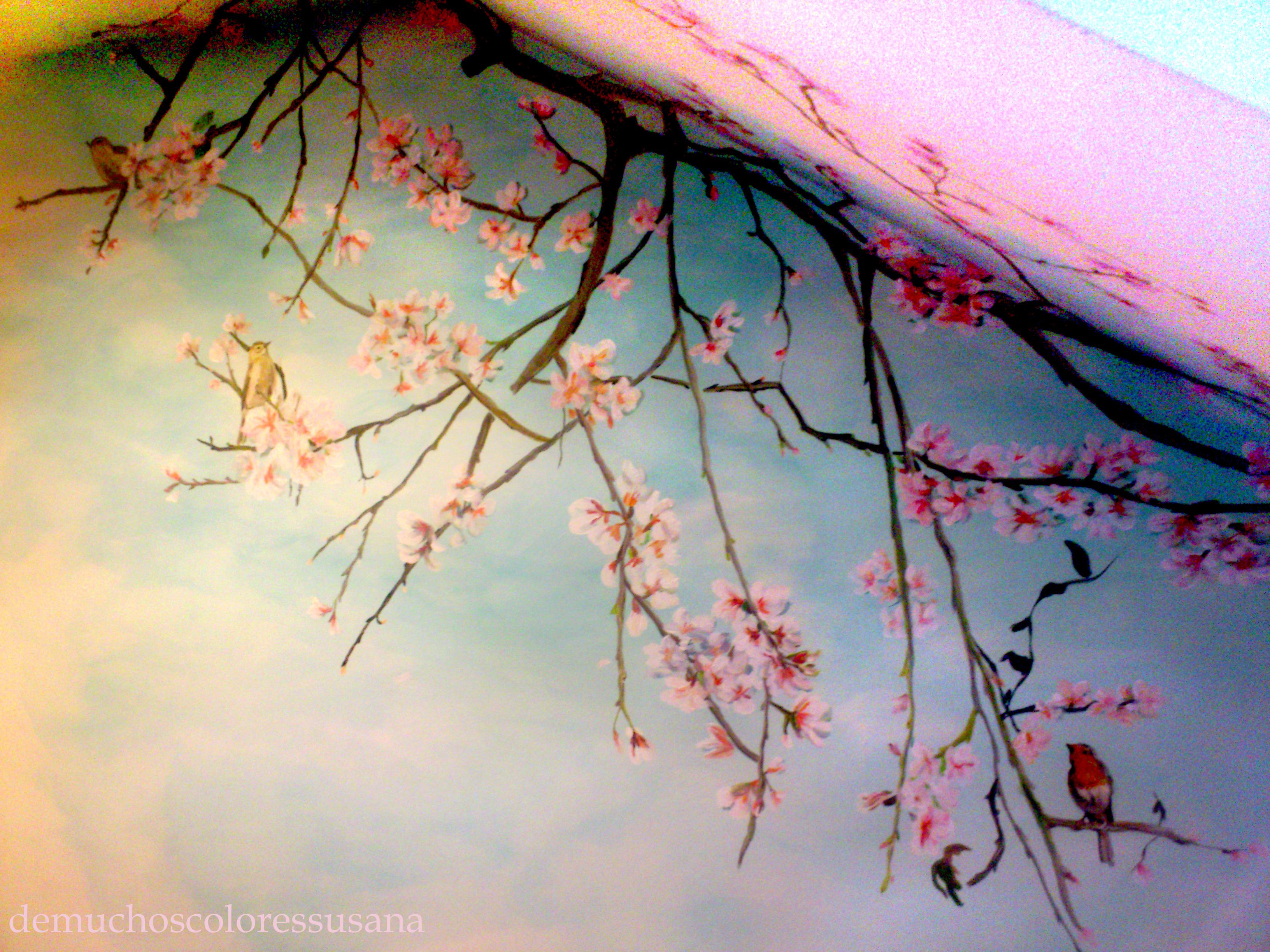 por las ramas