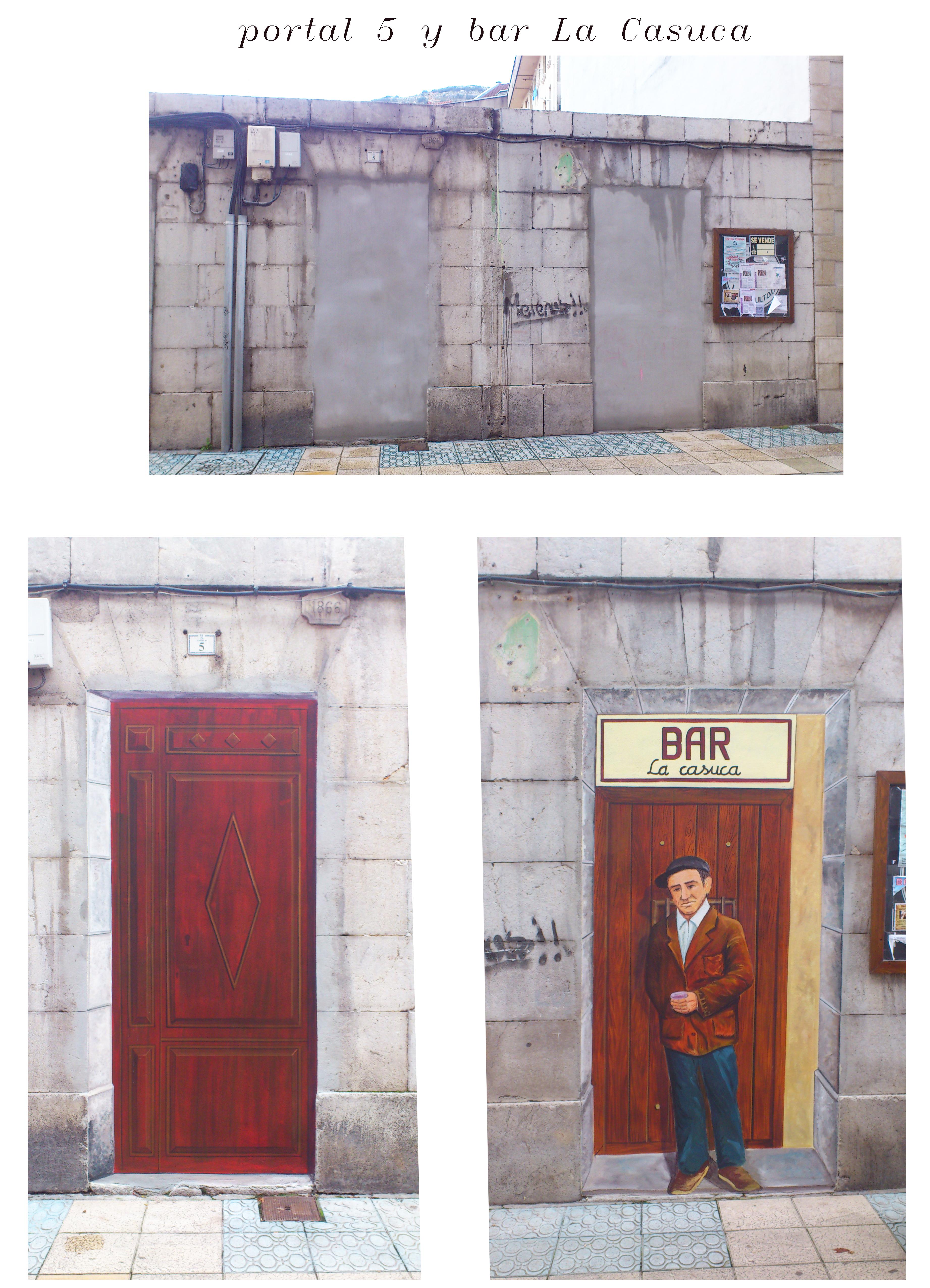 portal 5 y bar casuca