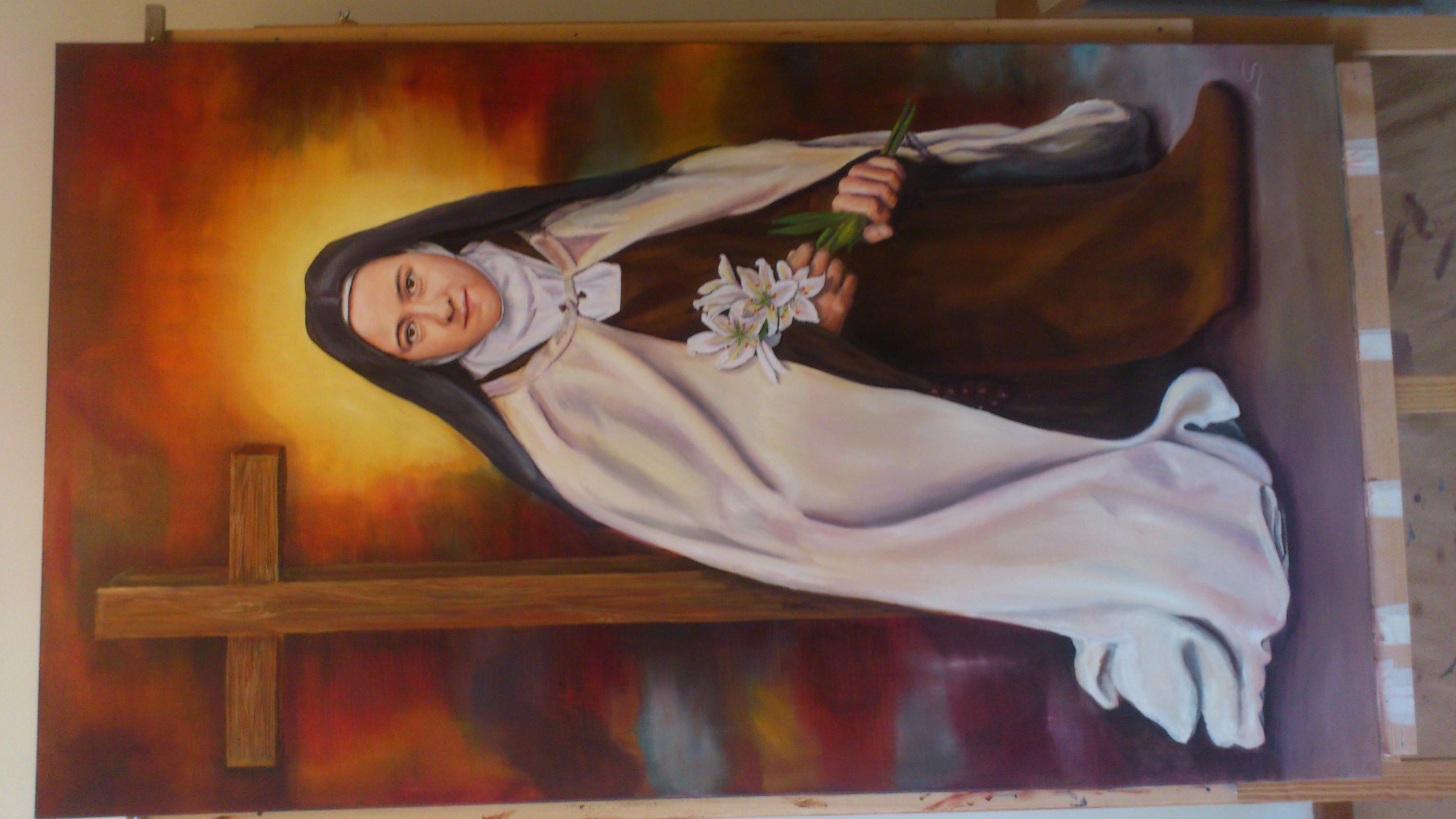 Santa Teresita de Jesús de Liseaux_