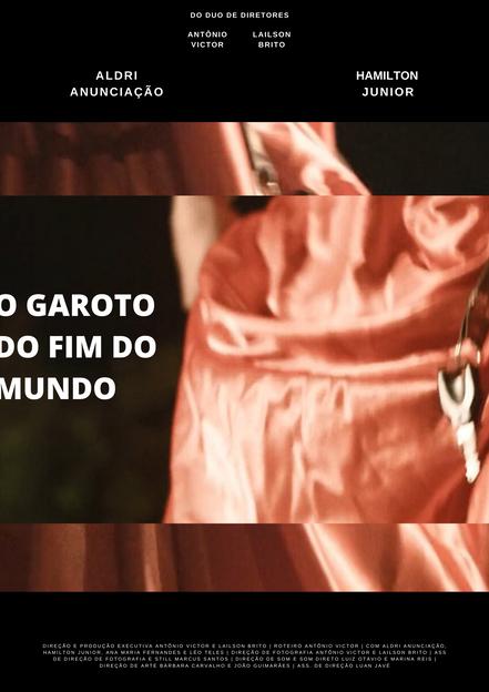 O GAROTO DO FIM DO MUNDO