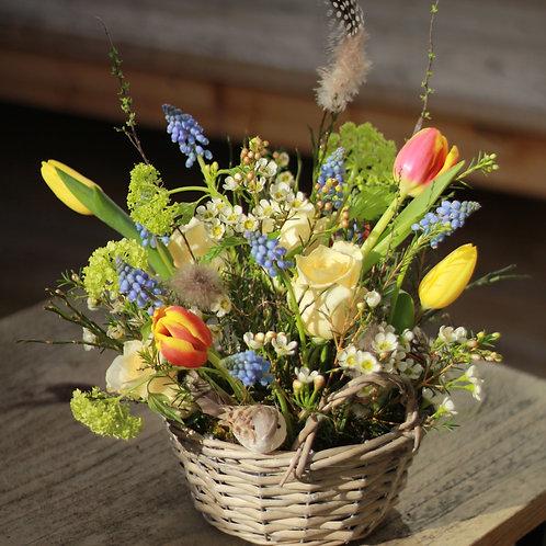 Online Easter Flower Arranging Workshop