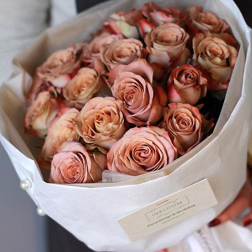 Tiramisu- Roses bouquet