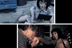 """""""Unlucky Girl"""" stills"""