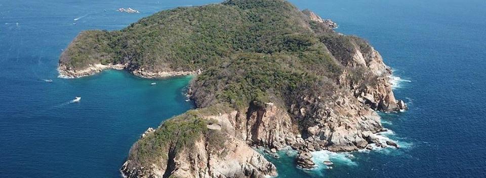 Isla Roqueta en #Acapulco