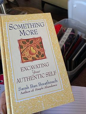 Something More by Sarah Ban Breathnach