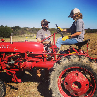 Tractor lessons