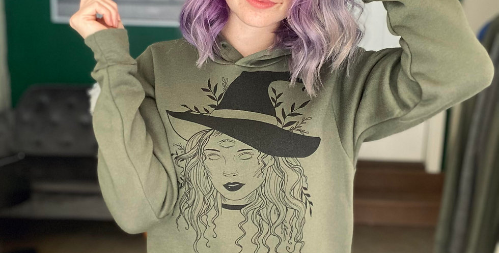 Witch Regular Hoodie