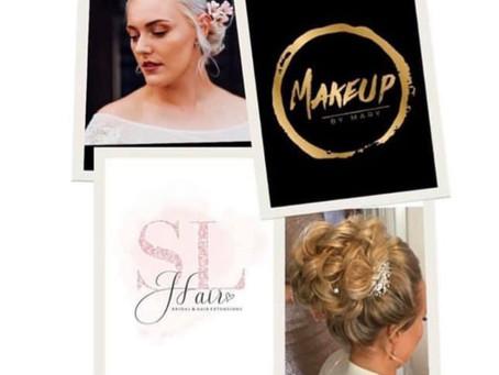 WIN Your Bridal Hair & Makeup!