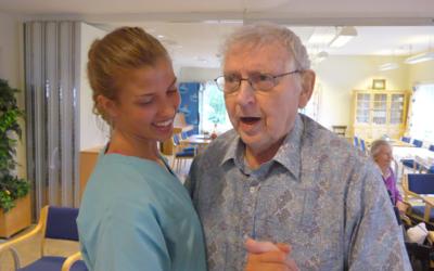 Sertifisering som livsglede-sykehjem