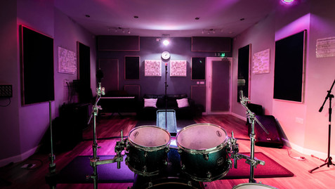Room6 - Drummers View