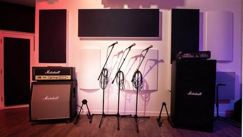 Room 4 - Amp View