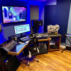 Mix Room / Studio A
