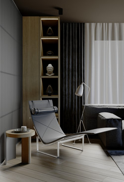 chaise lvng room