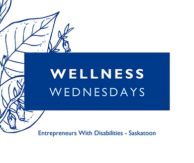 Copy of FB Event Wednesday Wellness Bann