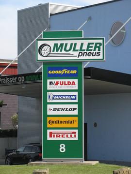 MULLER PNEUS