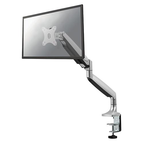 NS Single Monitor Arm - Silver