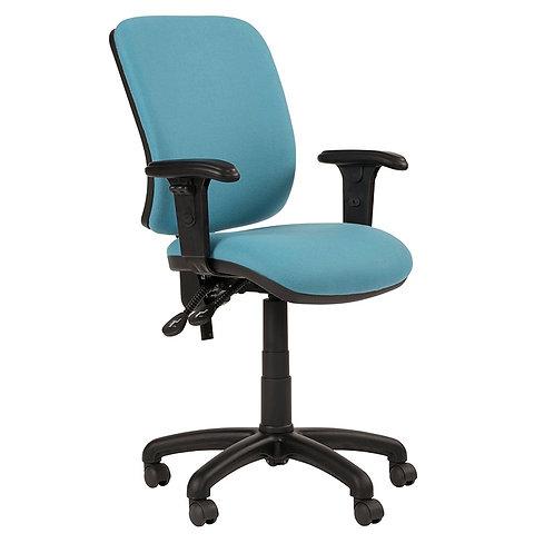 TIMP Operators Chair Black Base
