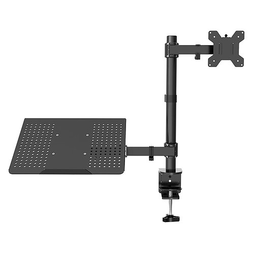 Laptop and Monitor Desk Stand