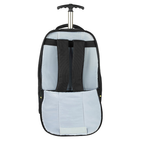 Rolling Notebook Backpack
