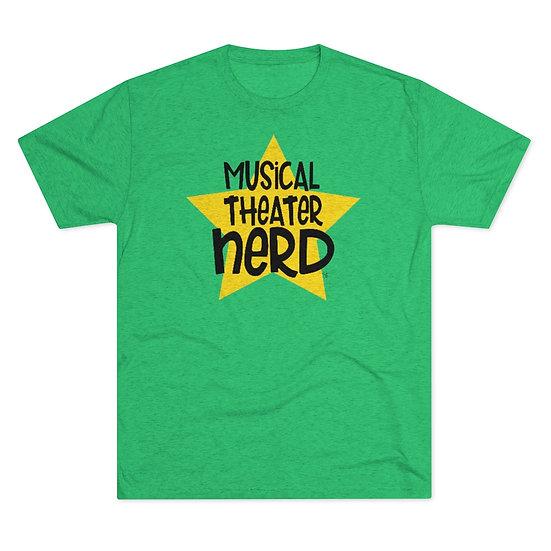 Music Theater Nerd - T-Shirt
