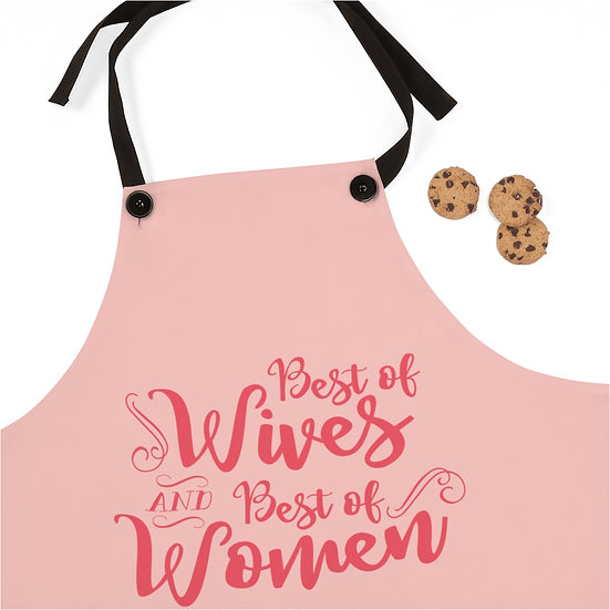 Best of Wives and Best of Women Hamilton Apron