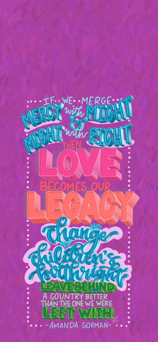 Love Becomes Our Legacy