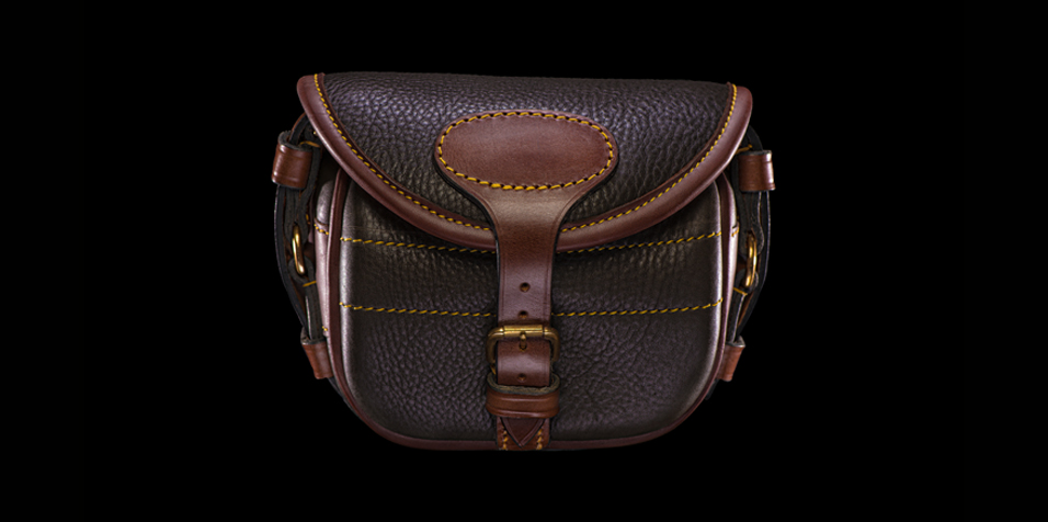 Rapid Load Bag Textured Leather