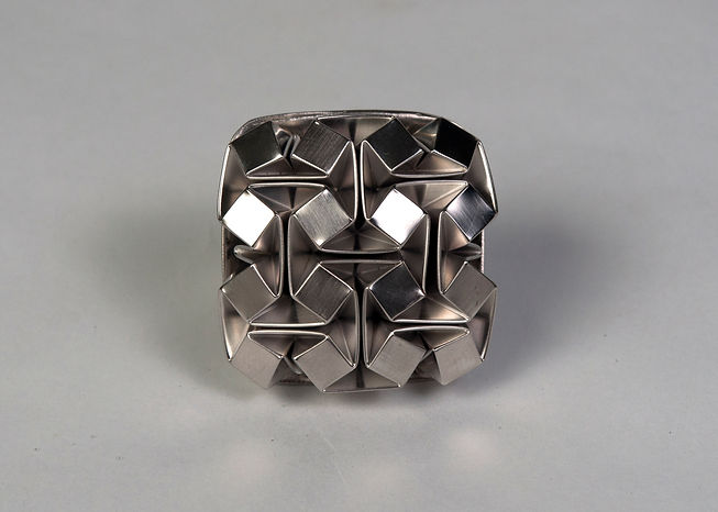 006 4x4 Cubes Ring rhodium coated.jpg