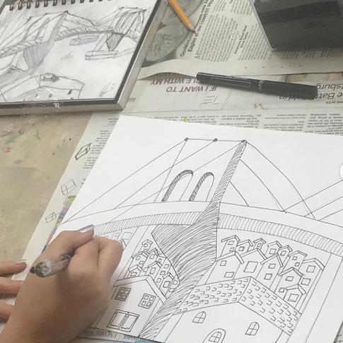 Tween/Teen Art Classes
