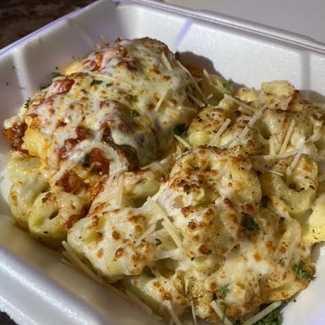 Lasagna and Tortellini Combo