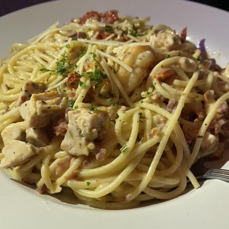 Strings Carbonara