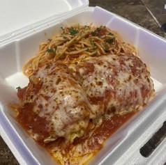 Lasagna Roll Entree
