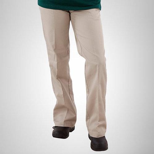 Pantalón tipo Docker Mujer
