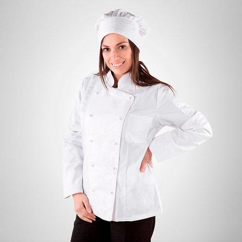 Chaqueta de Chef Mujer
