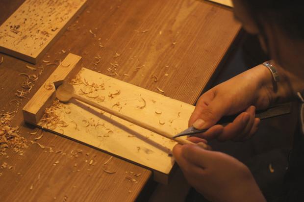 6月の木工教室開催しました。