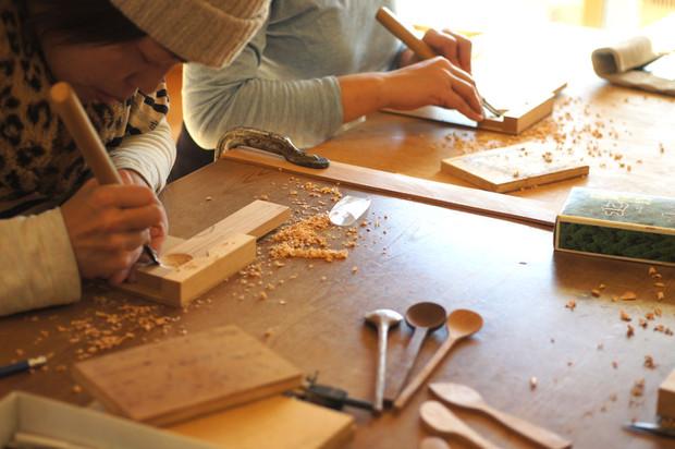 12月の木工教室、ありがとうございました!