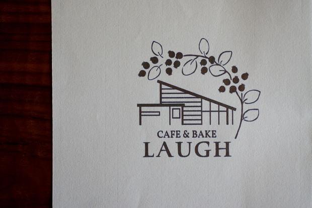 LAUGHさまのロゴマーク